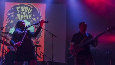 Fugu Dal Bronx - La Nef - 22-11-13 2